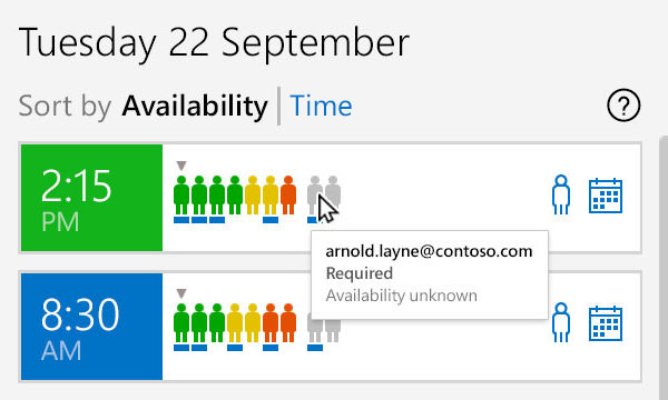 findtime a very cool add on for office 365